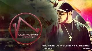 Redimi2 y Lógico7 - Jinete De Violencia - Rap / Hip Hop Cristiano