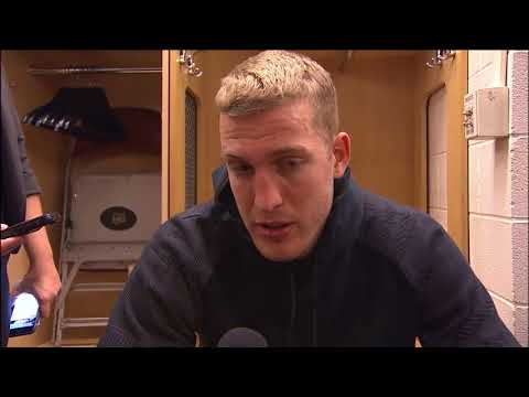 Mason Plumlee Post Match Interview | Houston Rockets vs Denver Nuggets | HD