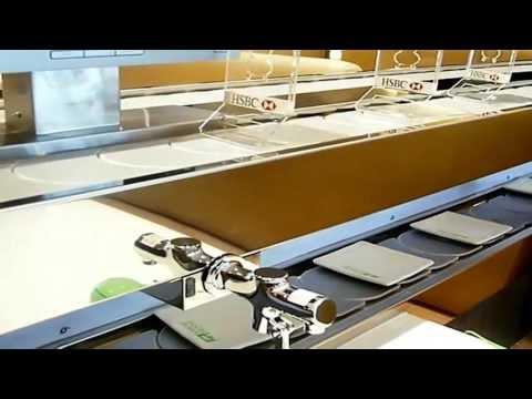 Modu Sushi-Double Deck Conveyor