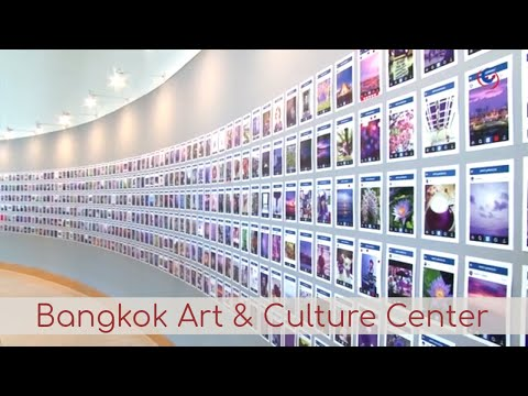 The hub of Bangkok's burgeoning art scene - Bangkok's Art & Culture Center