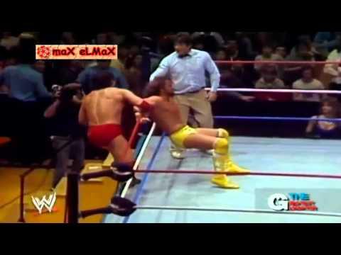 randay savage vs tito santana  feb   8   1986
