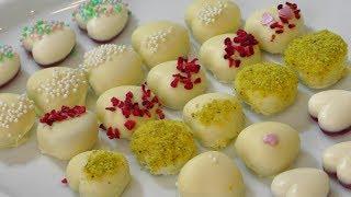 Желейные конфеты в шоколаде . (Bakemeshop.ru)