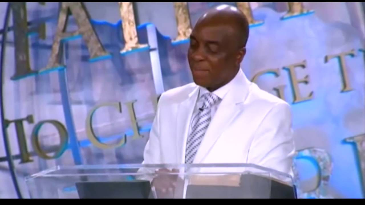 Bishop David Oyedepo׃Engaging Violent Faith For A Supernatural Turn Around