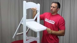 Resin Folding Chair Product Spotlight