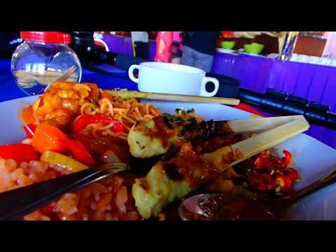 แจงรอน อาหาร บาหลี ประเทศอินโดนีเซีย บุปเฟ่ กินตามณี