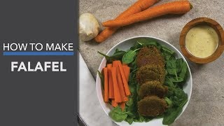 Easy & Healthy Vegan Falafel Recipe
