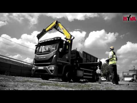 Cranes technology