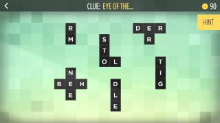 Bonza Word Puzzle: Gameplay