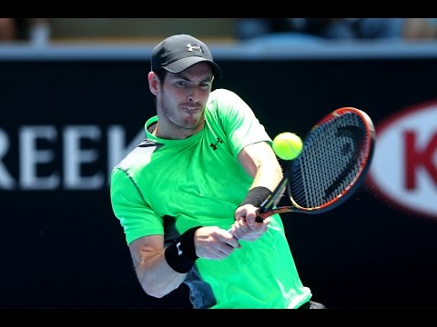 Andy Murray vs Marinko Matosevic Highlights HD Australian Open 2015