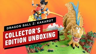 Dragon Ball Z: Kakarot Collector's Edition Unboxing