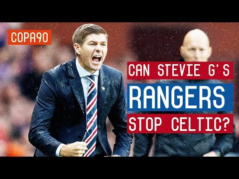 Is Steven Gerrard The Man To Stop Celtic?