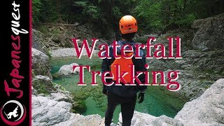 Gambar cover Canyoning Tour in Japan! | A Day Trip from Takayama Town