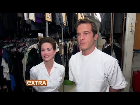Extra 033115 Jason Thompson, Rebecca Herbst & Ryan Carnes