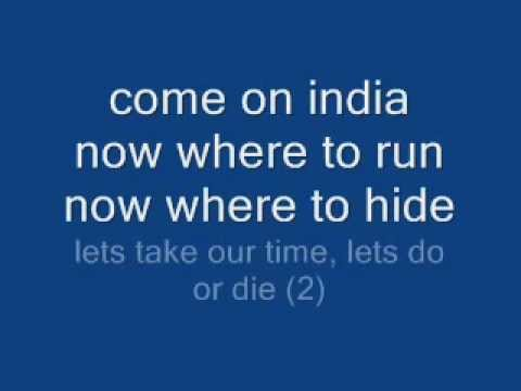 Chak De India-Chak De India Song With Lyrics..wmv