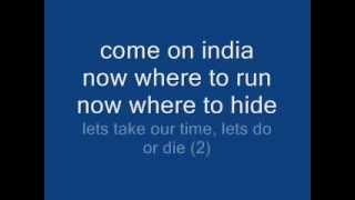 Chak De India-Chak De India Song With Lyrics..wmv
