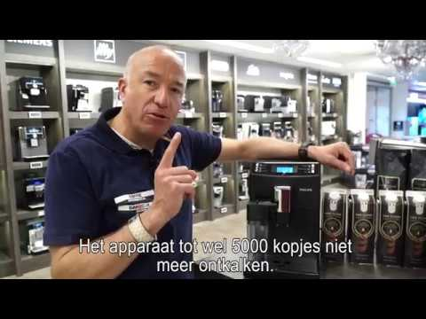 Philips EP3550/00 - koffiemachine: Review