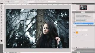 "Урок по Photoshop CS5 | Эффект ""Драма"""