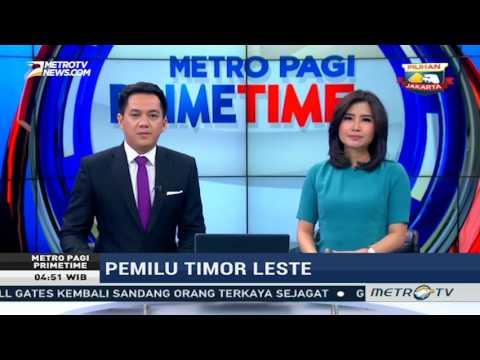 Pemilu Timor Leste, Presiden Lu Olo, Faktor Xanana dan Alkatiri - Metro TV Arya Sandhiyudha