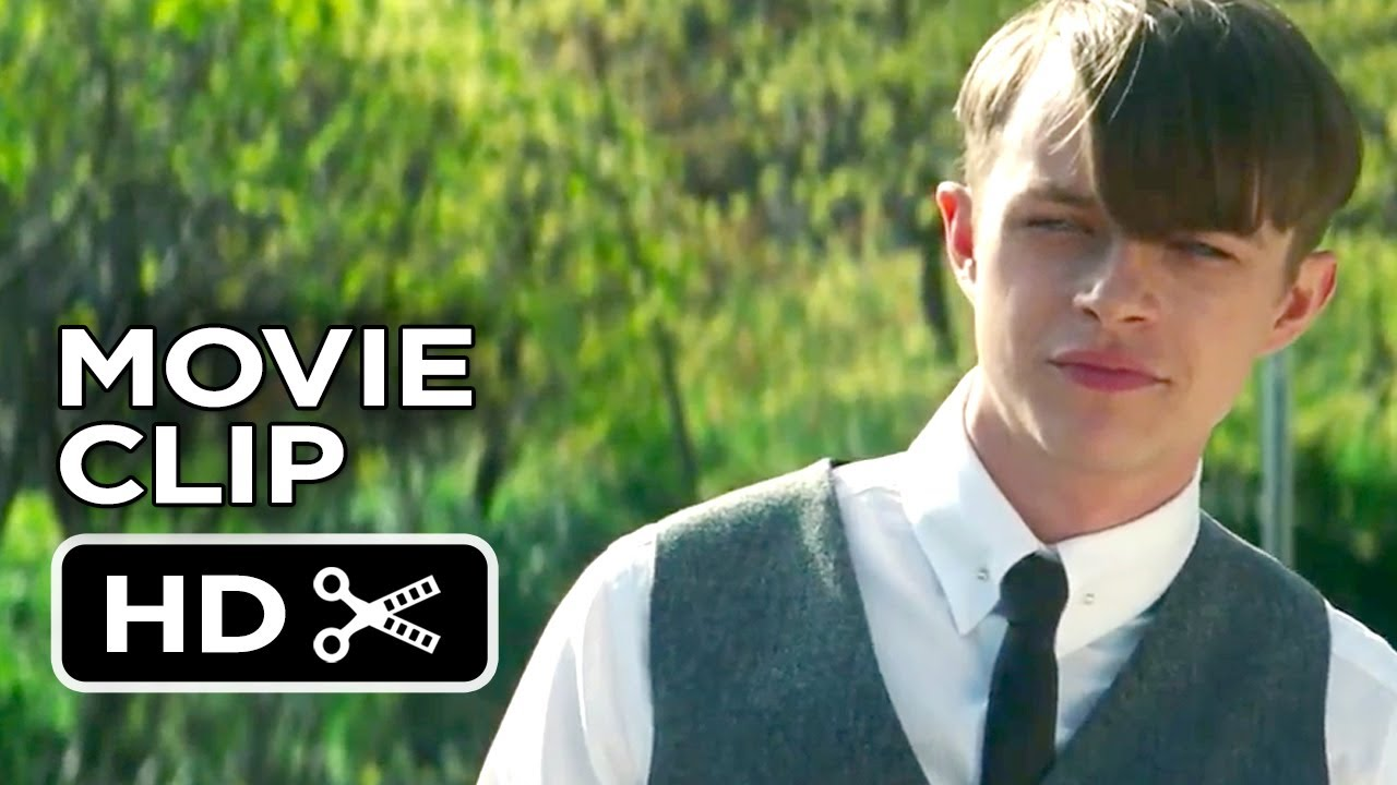 the amazing spiderman 2 movie clip skipping rocks 2014