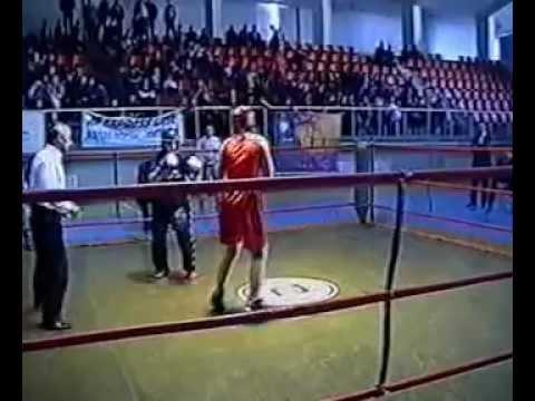 Ashkhen Simonyan kickboxing