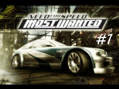 Need For Speed: Most Wanted #1