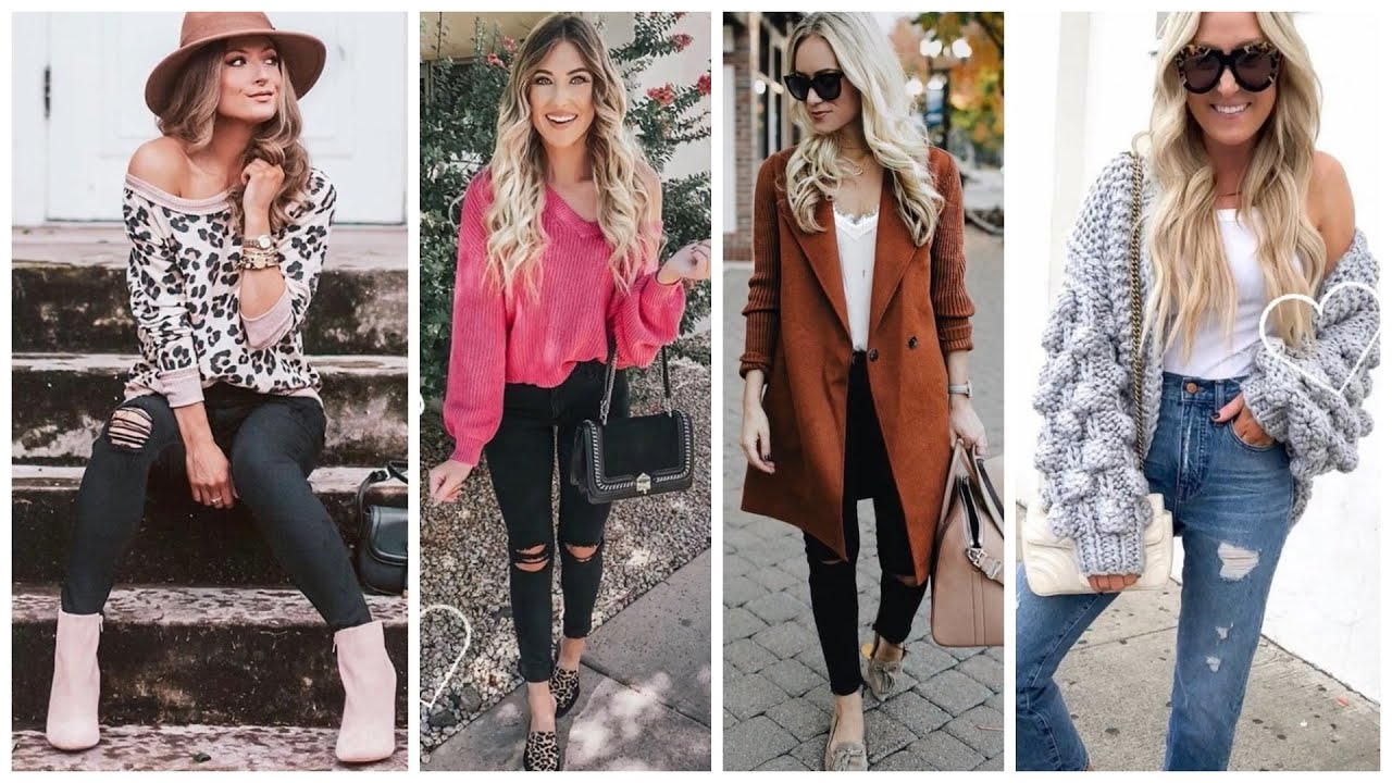 OUTFITS CASUALES 2020🍁 CASUAL FALL OUTFITS  | fall fashion lookbook 2020