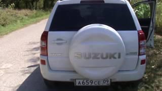 "Suzuki Grand Vitara 2008г- японская ""нива"" для рыбалки и города !"