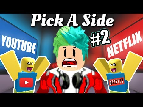 Que Prefieres en Roblox   Ver Youtube o Netflix   Juegos Roblox Karim Juega