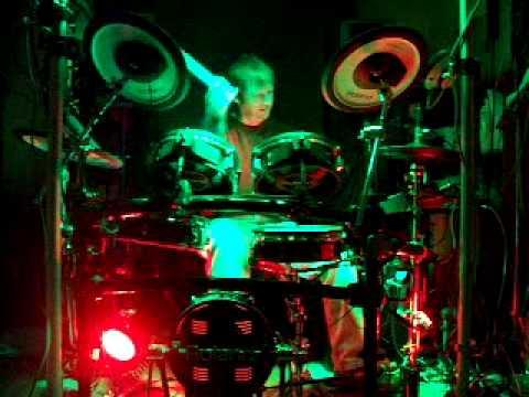 Greg Stevens - drum solo 031609 4