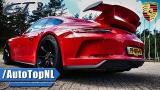Porsche 911 GT3 (991.2) SOUND LOOKS & DRIVE by AutoTopNL