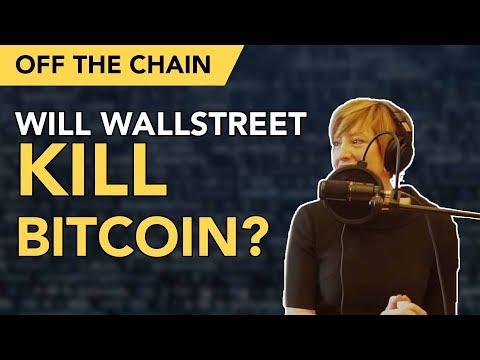 Caitlin Long: Wall Street Isn't Bitcoin's Friend