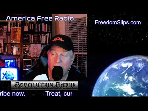 Ancient Water:  America Free Radio with Brooks Agnew