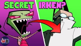 Creepy Invader Zim Theories That Change Everything
