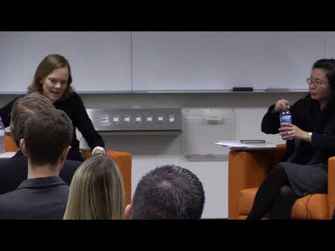 Janet Bannister on Capital - from the Capital | Talent | Tech event series