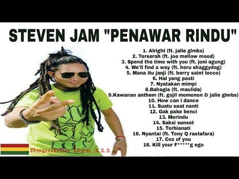 Steven Jam Full Album Terbaru  Penawar Rindu