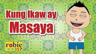 Kung Ikaw ay Masaya (Awiting Pambata)   If You're Happy and You Know It   Tagalog Nursery Rhymes