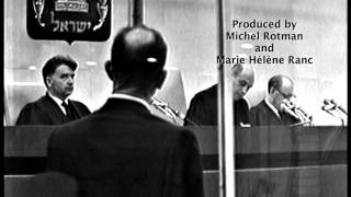 The 1961 trial of adolf eichmann held in an israeli courtroom and broadcast around globe, was a benchmark event historiography holocaust, e...