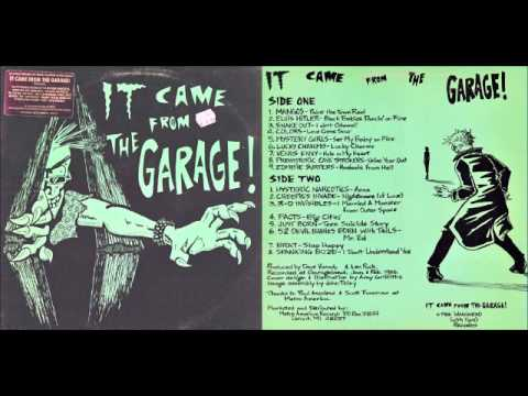 It Came From The Garage - Various Artists (full recording) Michigan Alternative