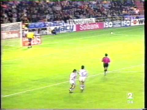Real Valladolid 1- Real Madrid 1 (temp.1997-98)