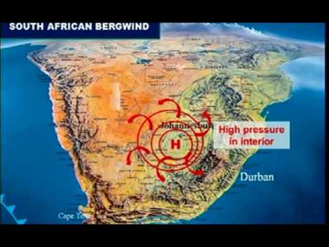 SOUTH AFRICAN BERG WIND