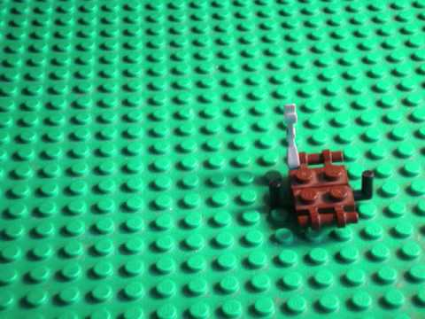 Lego Star Wars How To How To Build A 2002 Lego Droideka Youtube