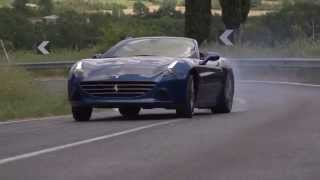 CHRIS HARRIS ON CARS - Ferrari California T road test