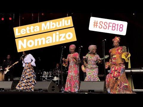 Letta Mbulu - Nomalizo - Strange Sounds from Beyond 2018