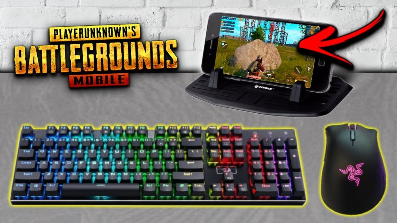 How to Play PUBG Mobile with Keyboard and Mouse! (Tips and Tricks)