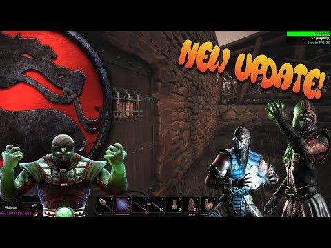 NEW UPDATE! Conan Exiles New combat || The Midnight Grove || Jhebbal sag