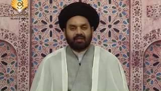 Lecture 103 (Namaz) Namaz-e-Jumma by Maulana Syed Shahryar Raza Abidi