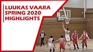 LUUKAS VAARA SPRING 2020 HIGHLIGHTS