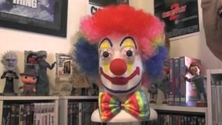 Custom Creepy Clown Head