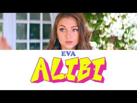Eva - Alibi   Karaoké Paroles, Instru Lyrics