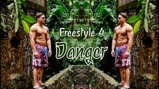 DANGER - ANTAR - Freestyle #4 - prod SHARKS BEATS -